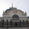 Железнодорожные вокзалы в Сямже