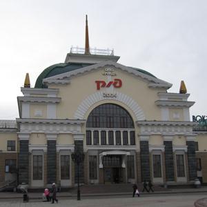 Железнодорожные вокзалы Сямжы